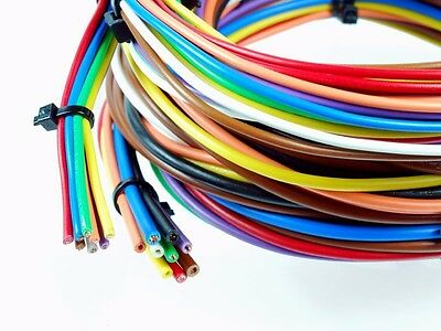 Details about Motogadget M-Unit V.2 Cable Kit Professional Grade Wiring on