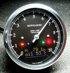 MOTOGADGET CHRONOCLASSIC 8K DARKEDITION (MSC)-POLISHED