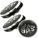 Speed Dealer Customs Bayonet Gas Cap Set Gas Series for Harley Davidson