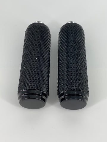 Speed Dealer Customs Big Dog Knurled Toe Pegs-DISCOUNTED