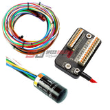 MOTOGADGET M-UNIT BASIC, M-UNIT CABLE KIT, AND M-BUTTON COMBO