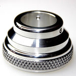 "7/8"" Knurled Dummy Harley Throttle Housing"