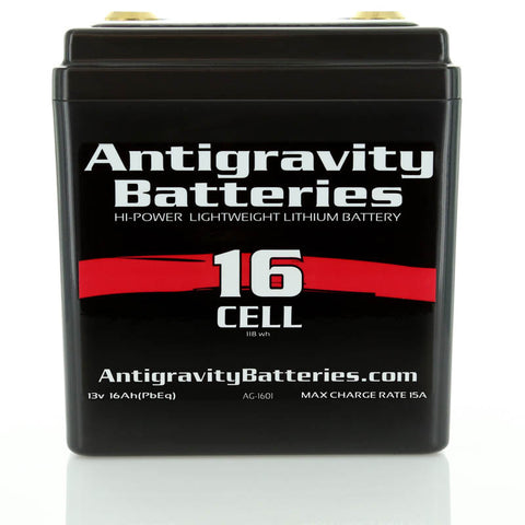 ANTIGRAVITY MOTORCYCLE BATTERY 16 CELL