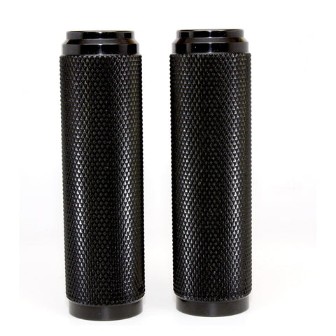 "Motorcycle Grips 1-1/8"" Internal Throttle and Clutch by Speed Dealer Customs"
