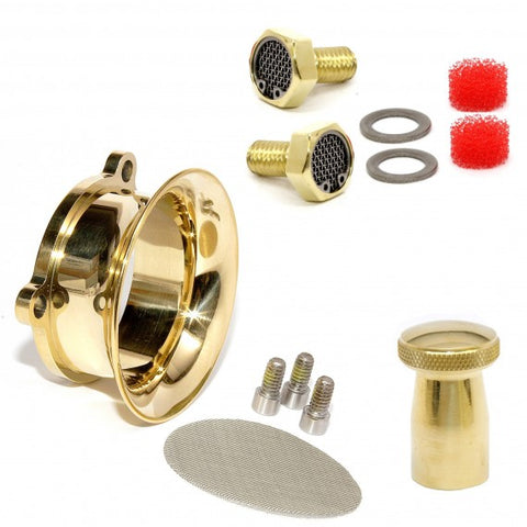 POWER KIT FOR S&S SUPER E G CARB BRASS-TWIN CAM 3 AND EVO/SPORTSTER