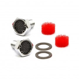 Harley Big Twin Breather Bolt Filter Kit 1994-2014