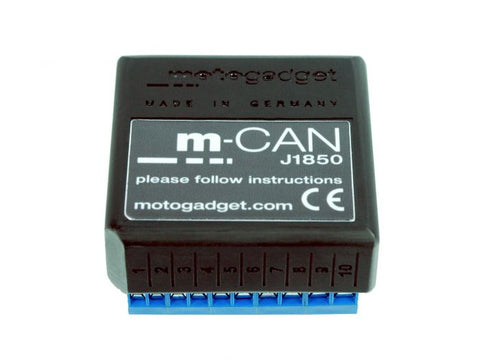 MOTOGADGET M.CAN J1850 XL DEUTSCH