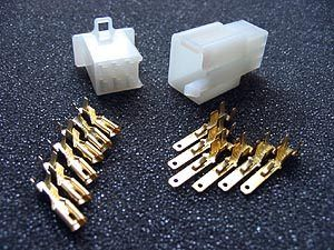 Motogadget Plug Connector Kit 6-pin Compact