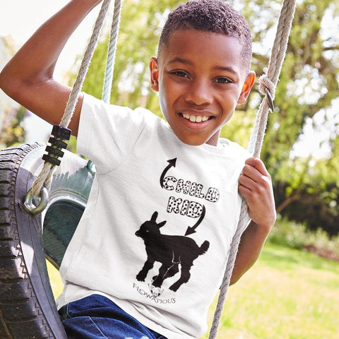 Child/Kid Youth Short Sleeve T-Shirt