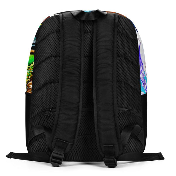 Color-Flow Backpack - Flowatious Life Streetwear