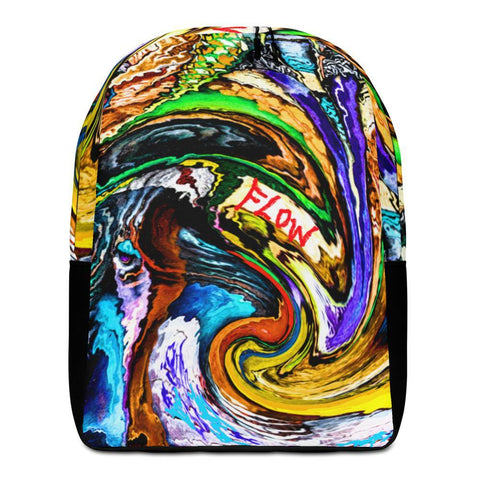 Color-Flow Backpack