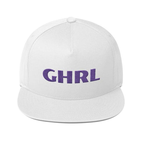 Image of GHRL Flat Bill Caps