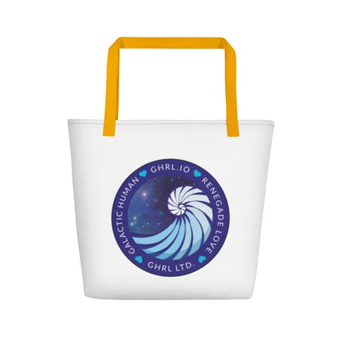 GHRL Badge - Beach Bags