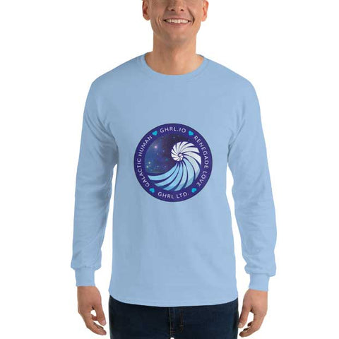 GHRL Badge - Long Sleeve Shirts