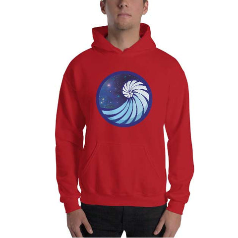 Image of GHRL Wave Symbol - Hoodies