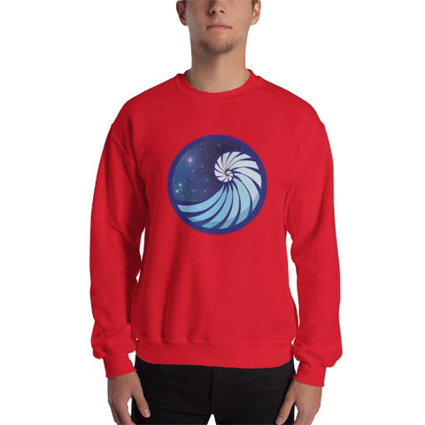 Image of GHRL Wave Symbol - Sweatshirts