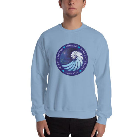 Image of GHRL Badge - Sweatshirts