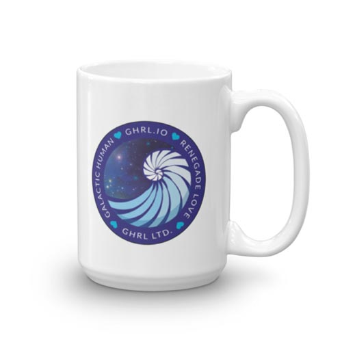 GHRL Badge - Mugs