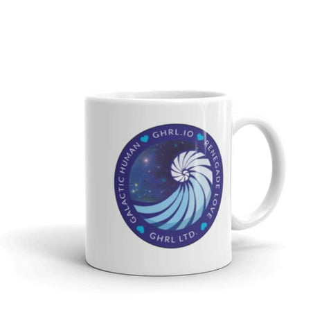 Image of GHRL Badge - Mugs