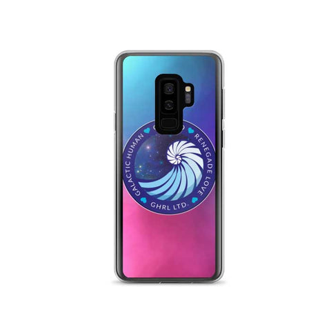 Image of GHRL Badge - Samsung Phone Cases