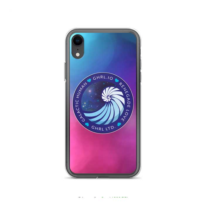 GHRL Badge - iPhone Cases