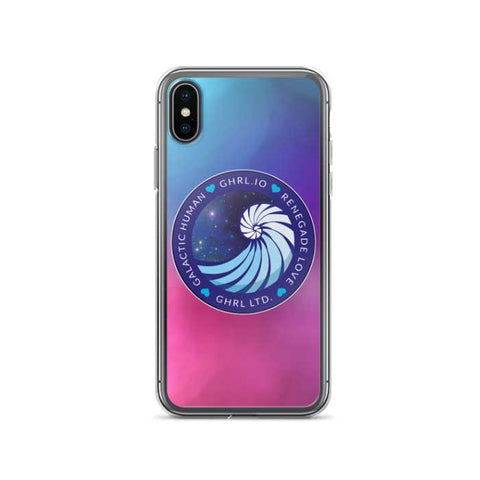 Image of GHRL Badge - iPhone Cases