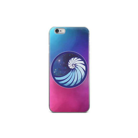 Image of GHRL Wave Symbol - iPhone Cases