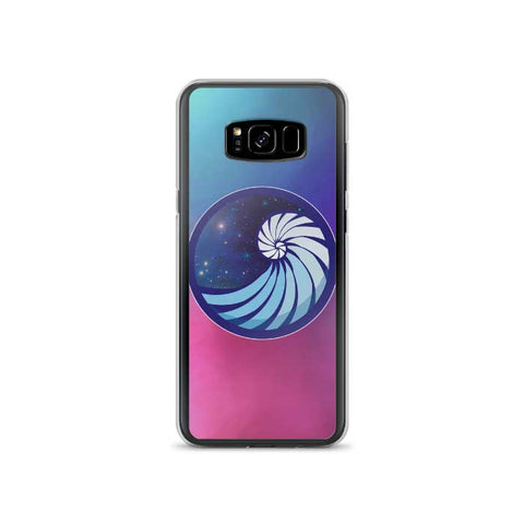 Image of GHRL Wave Symbol - Samsung Phone Cases