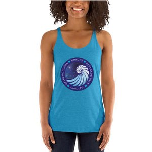 GHRL Badge - Tanks - Ladies Fit