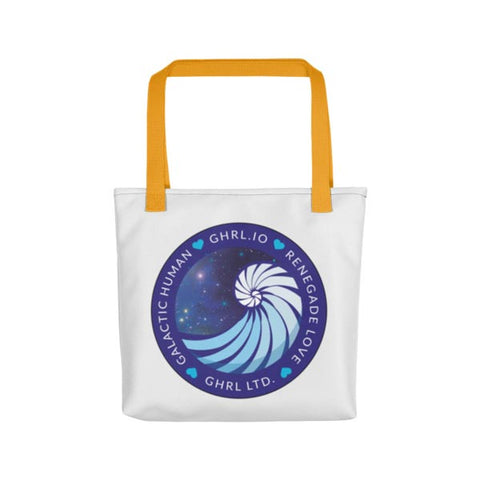 Image of GHRL Badge - Tote Bags