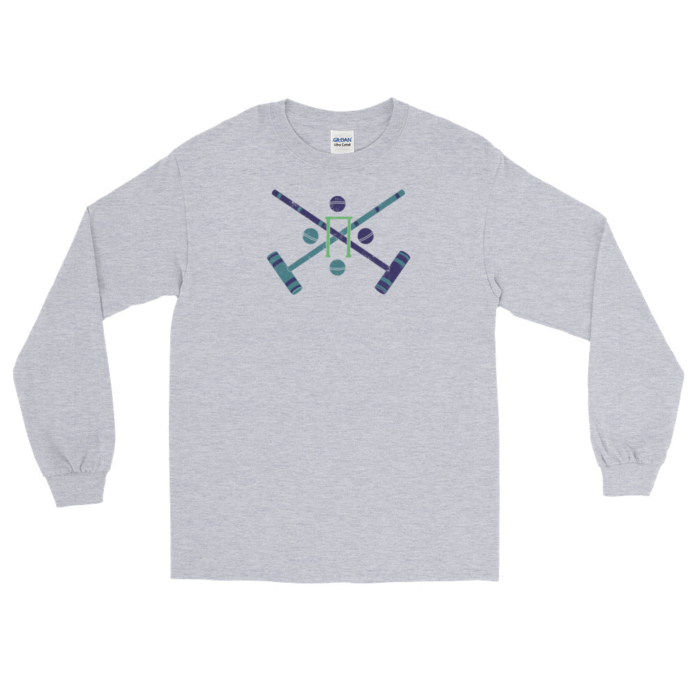 CROQUET Long Sleeve T-Shirt – Bunkybee a7a0d96ce