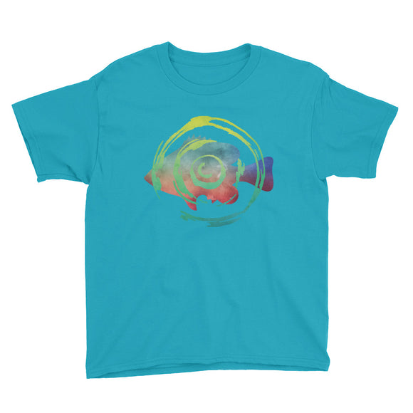 FISHING Youth Short Sleeve T-Shirt