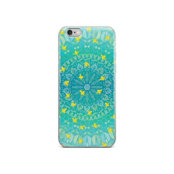 BEE HIVE iPhone Case