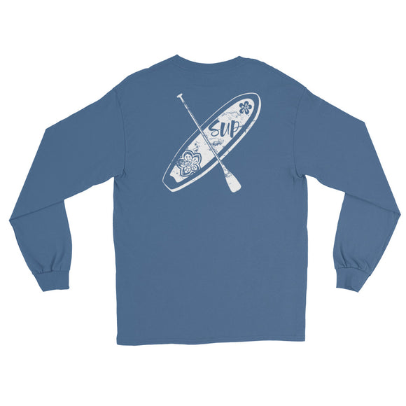 stand up paddleboard long-sleeve t-shirt