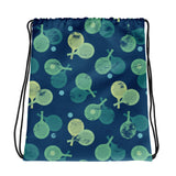 PADDLE Drawstring bag - Teal