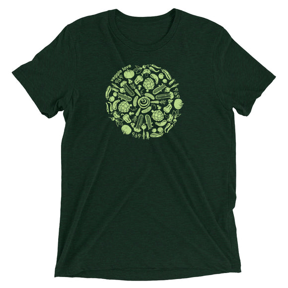 VEGGIES Short sleeve t-shirt