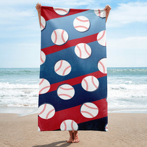 baseball towel