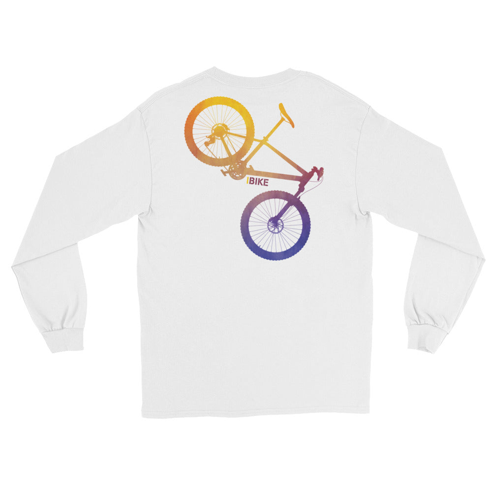 MOUNTAIN BIKING Long Sleeve T-Shirt – Bunkybee 9933b2ab5