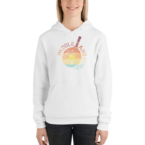PADDLE Unisex Hooded Sweatshirt