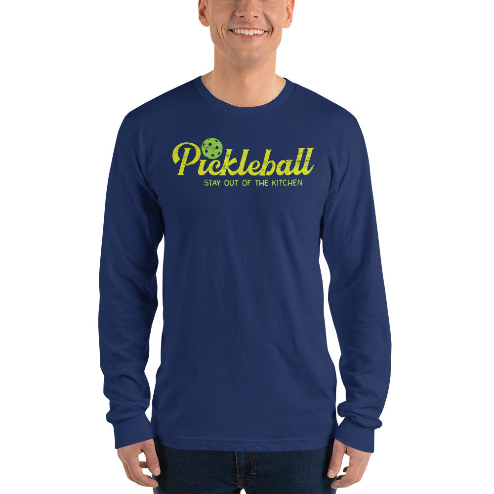 PICKLEBALL Long sleeve t-shirt Unisex – Bunkybee d77dce9cf