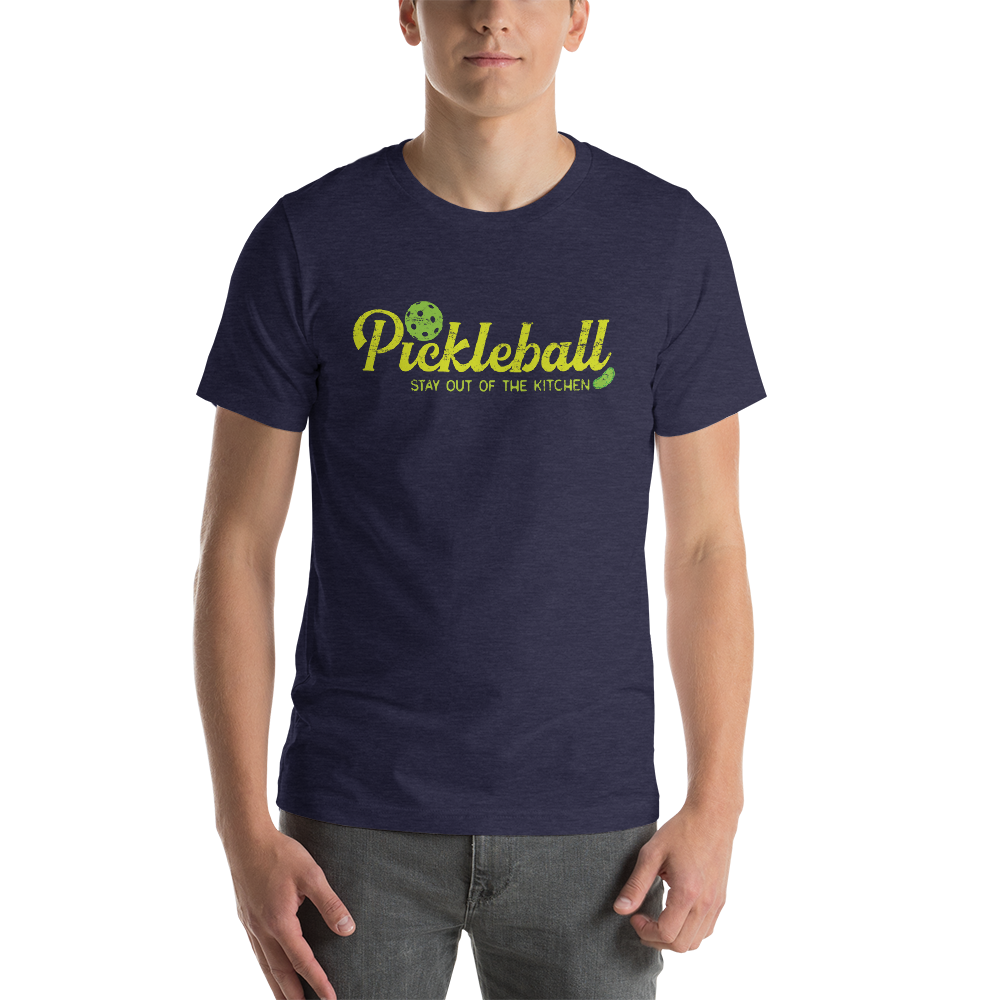 PICKLEBALL Short-Sleeve Unisex T-Shirt – Bunkybee 5cca128a4