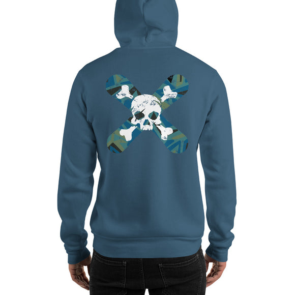 SNOWBOARDING Hooded Sweatshirt