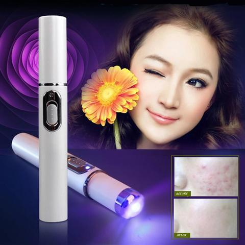Golden rice blue acne pen acne instrument kd-7910 acne beauty instrument