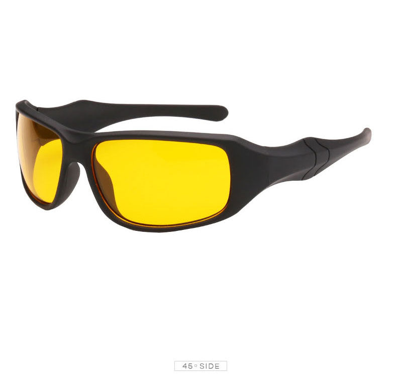 Night Driving glasses Anti Glare Eyewear For Driving Safety Sunglasses Yellow Lens Night Vision Glasses