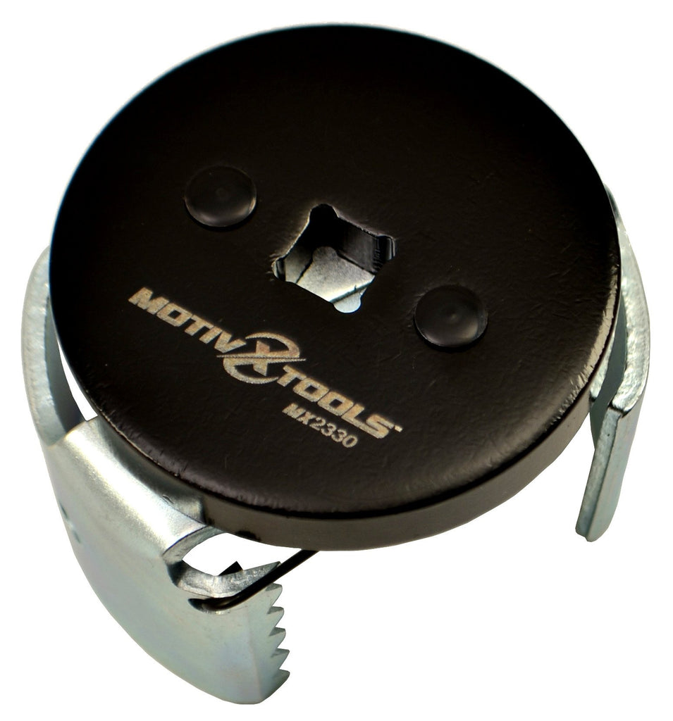 "Universal 2.5"" - 3.25"" Oil Filter Wrench"