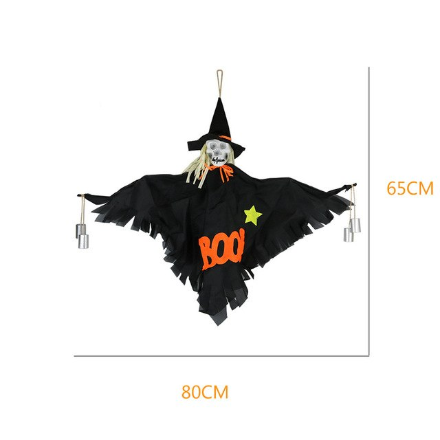 Fashion  Halloween Ghost Bell Hanging