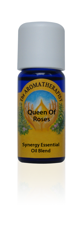 Queen of Roses Essential Oil Blend
