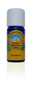 Vetiver Organic Essential Oil