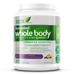 fermented whole body NUTRITION with greens+
