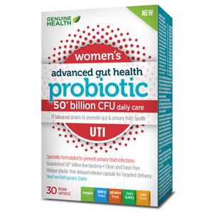 advanced gut health probiotic UTI